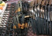 کشف ۴۰ قبضه سلاح شکاری غیرمجاز در اهواز