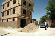 برخورد با تخلفات ساختمانی و ساخت و سازهای غیرمجاز در اهواز