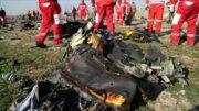 جعبه سیاه هواپیما اوکراینی به پاریس منتقل شد