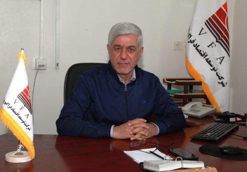 همه توان خود را برای رشد و تعالی فولاد خوزستان به کار می بندیم