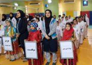 بانوان کاراته کار فولاد خوزستان  قهرمان مسابقات باشگاهی شهرستان اهواز شدند