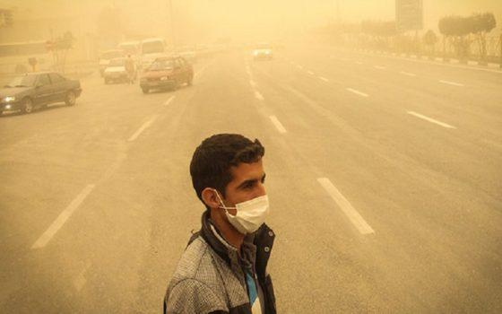 خوزستان در آوردگاه ریزگردها و آلاینده ها